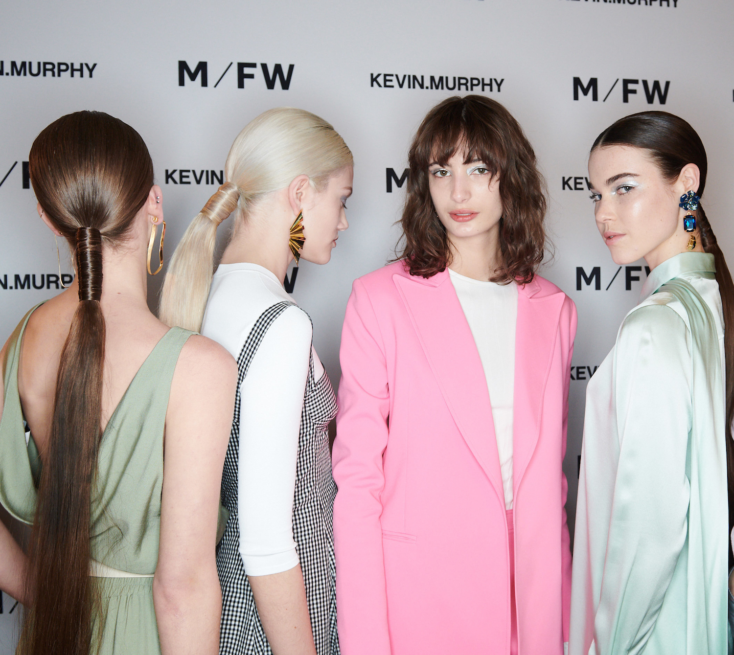 melbourne-fashion-week-runway-2 kevin-murphy-melbourne hair-melbourne