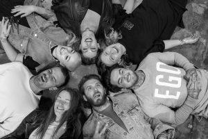 fame-team-australia fame-team lauren-mccowan jules-tognini