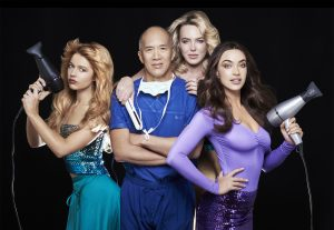 Charlie's-Angels, Doctor-Charlie-Teo, Charlie-Teo