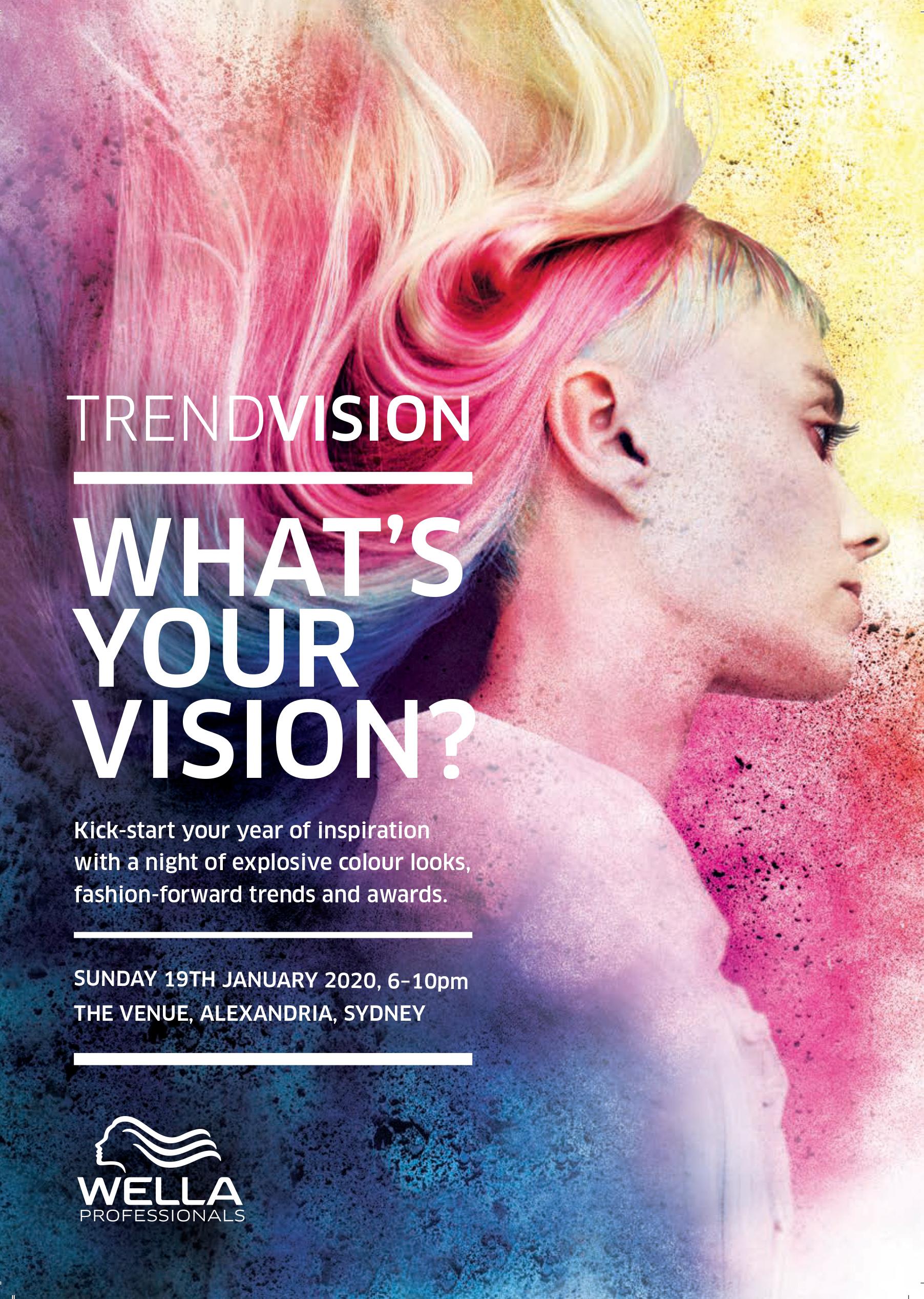 Wella-Professionals, Wella-Trend-Vision