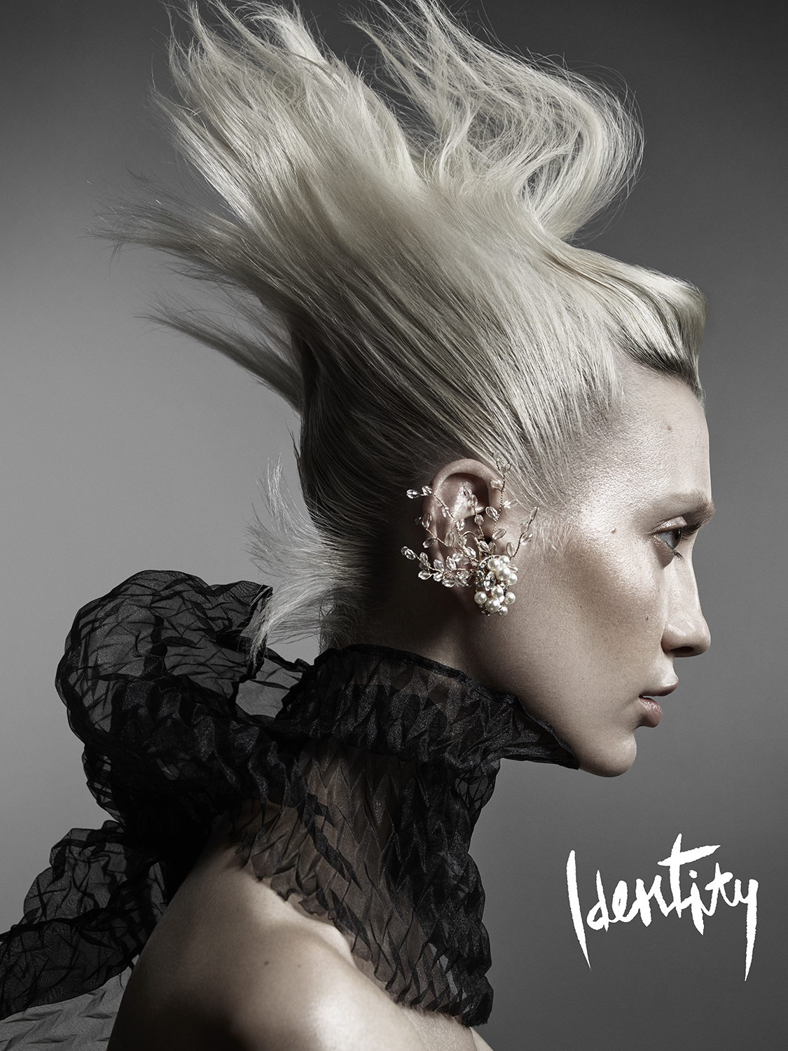 Identity-x-Cos-Sakkas, Former-British-Hairdresser-of-the-Year-Cos-Sakkas, Editorial-Collection