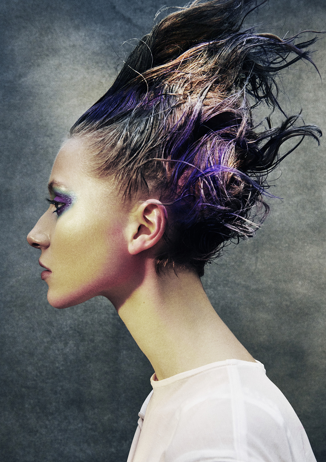 fiore-2.0-collection, editorial-collection, richi-grisillo, mikele-simone, academy-salon