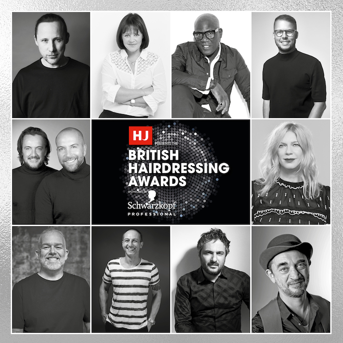 Hairdressing Journal British Hairdresser of the Year Nominees