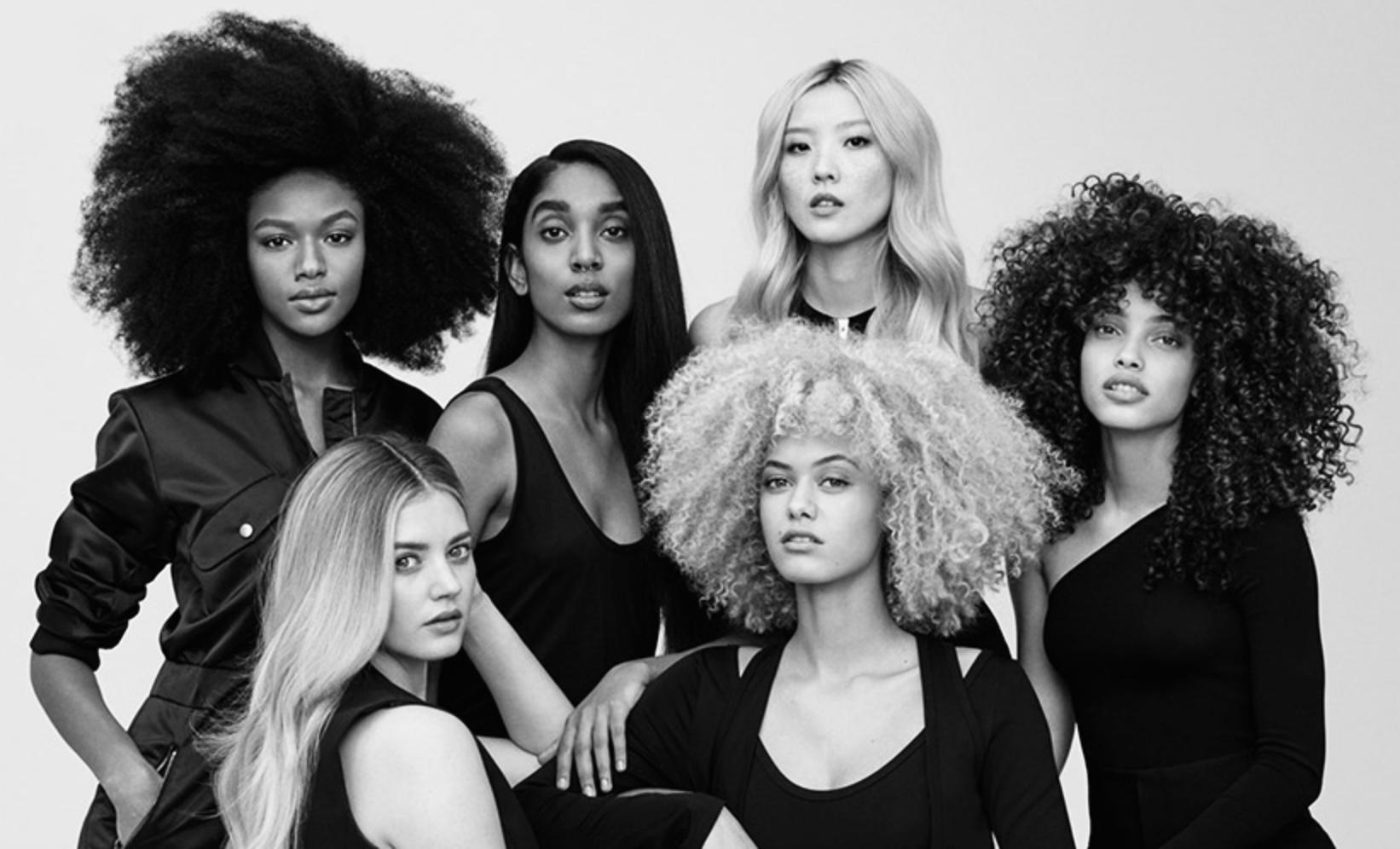 Official Hair Tool Partner ghd for Australian Fashion Week