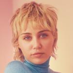 Miley Cyrus for Gucci Flora's Gardenia campaign